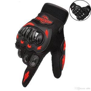 Pour quatre saisons moto universelle hors route à cheval gants imperméables à l'eau pour Kawasaki Ninja ZX6R ZX6RR ZX636 ZX7R ZX9R ZX10R ZX14R