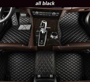 Anwendbar auf Cadillac ATS-L 2015-2017 rutschfeste umweltfreundliche geschmacksneutrale ungiftige Matte