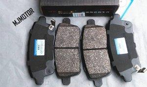 2 модели T600 задние тормозные колодки комплект для китайского ZOTYE T600 SUV 1.5 T двигатель авто автомобиль мотор части 3501117001B1127009