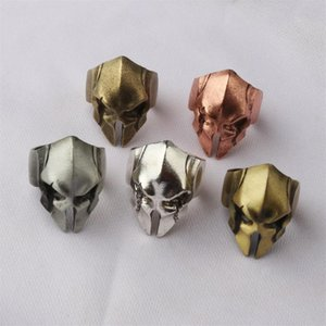 2020 Fashion Jewelry New Adjustable Spartan Helmet Viking Ring WholesaleJ ewellery Rings For Women Men hip hop
