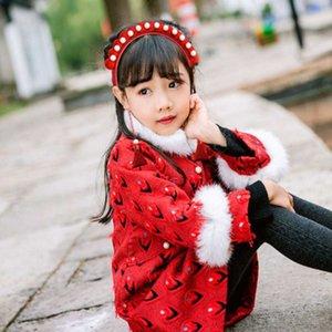 Cheveux Hoop Tassel de style chinois pour enfants Baby Girl Assemblée Tang cheveux