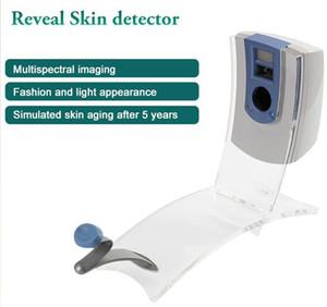 Profesional Skin Amalysor Facial Reveal Imager Nueva tecnología de análisis de imagen Dispositivo de análisis de piel Skin Amalysor Envío gratis