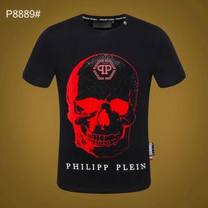 Camicie Designer magliette da uomo Maniche corte magliette degli uomini di marca delle nuove donne Moda Uomo Cotone A7