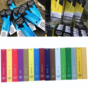 Top quality Puff Bar Disposable Device Starter Kit 280mAh Battery 1.3ml Cartridge Vape With Security Code