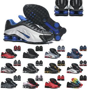 2020 Оптовая продажа новый Deliver R4 301 NZ OZ TN кроссовки белый DELIVER OZ NZ Мужские спортивные кроссовки спортивная обувь дизайнерская обувь 40-46