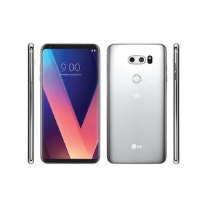 Original lg v30 h930 h931 h932 vs996 64 gb desbloqueado telefone inteligente Octa núcleo 6.0 polegadas Câmera Traseira Dupla WI-FI GPS Bluetooth Recondicionado Mobilephone