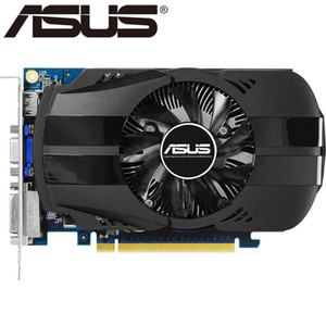 ASUS Video Card Original GTX 650 1GB 128Bit GDDR5 Graphics Cards for nVIDIA Geforce GTX650 Hdmi Dvi Used VGA Cards On Sale