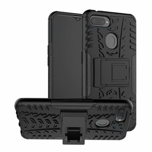 Vendita calda per OPPO F9 Hybrid Soft Cover + Custodia rigida per OPPO F9 Back Cover antiurto Armor Cover Case