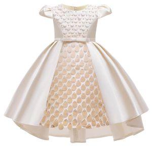 2020 Sıcak Ucuz Kaliteli Kız Giydirme Prenses Giydirme Çocuk Parti Kız Düğün Çiçek Kız Çiçek Kız Dres Wear