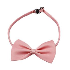 2020 Small Pet Collars Accessories New 1PCS Dog Neck Tie Cat Tie Pet Grooming Supplies Pet Headdress Random Color DROP #0711