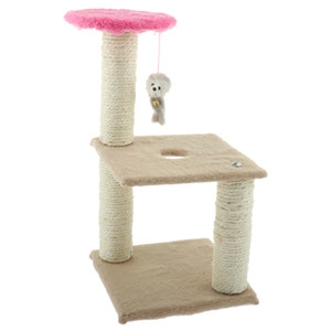 Comfortable Cat Tree Condo Furniture Cat Climbing Tree Toy Tower Pet Kitty Play, Sleep House Toys