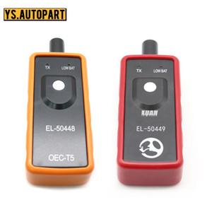EL50448 EL50449 Auto Tire Pressure Monitor de sensor TPMS Redefinir ferramenta OEC-T5 EL50448 Para G-M / EL50449 Para