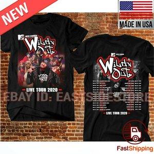 Wild N Out Live T Shirt 2020 Usa Tour Nick Cannon Hip Hop Rap R B Tv Movie S 5Xl
