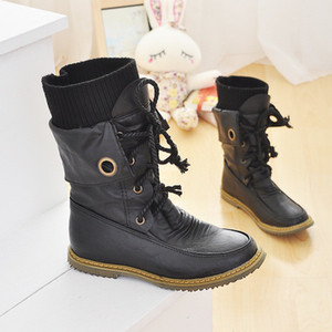 2016 Büyük boy 34-52 Botaş Mujer Boots Ayakkabı Kadın Moda Motocicleta Mulheres Martin Boots Femininas Kadınlar 702