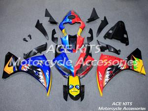 Yamaha YZF 1000-YZF-R1-12-13-14 için ACE Motosiklet Lastikleri YZF-R1-2012-2013-2014 Her türlü renk No. H36