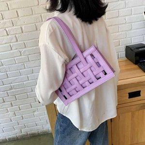 2020 New Luxury Designer Women Bags Handbags Woman Totes Purse Hollow Out Bag Female Shoulder Bags Hot Ladies Handbag Sac A Main
