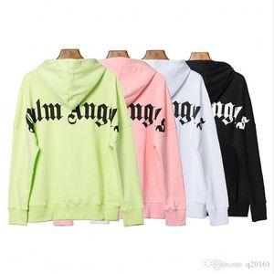 Automne et hiver nouveau Hoodie Hip Hop Hommes Designer Hoodies Lettre de haute qualité d'impression à capuche Homme Femme Sweat-shirt à manches longues S-XL