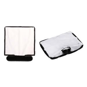 Hand Bag +Foldable Flash Snoot Speedlight Diffuser Beam For Canon Nikon