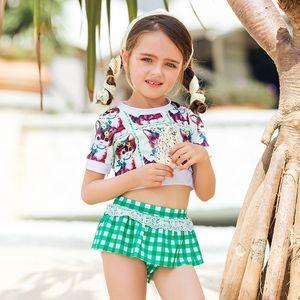 Prinzessin Kleid Badeanzug Princess Kleid Badeanzug