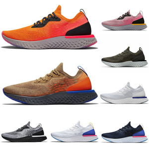Hot New épico 2020 Reagir instantâneo Go Fly Running Shoes Top Quality Causal respirável Esporte Tênis treinadores