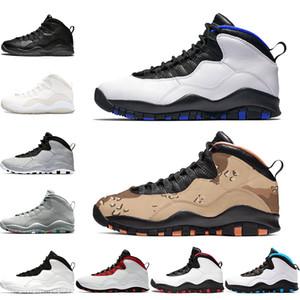10s Jahre Basketballschuhe 10 Männer Orlando Desert Camo Cement Schwarz Weiß Westbrook PE Ich bin zurück Cool Grey Mens Trainer Sport Sneaker Größe