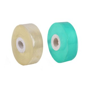 2CM Wide PVC Fruit Tree Grafting Tape Wrapping Film Self-adhesive Plastic Tape Stretchable Gardening Tape For Graft Trees