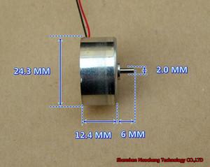 Baixo ruído DC5V-6V de baixa corrente 300 micro motor DC de alta qualidade ~