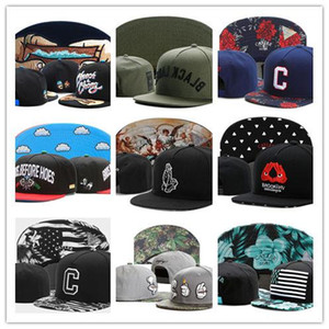 Großhandel Cayler Söhne Hip Hop Marke Hysteresen verstellbare Hüte Männer Caps Frauen Ball Caps Hochwertige Design Hysteresenkappe