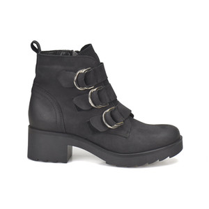FLO R14436-AG763FLO Negras Shoes BUTIGO