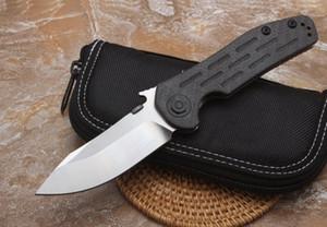 Высокое качество zt0630 D2 лезвие из углеродного волокна титанового сплава складной нож ZT 0562 0999 0801 сь тактический выживание БМ открытый карманный нож