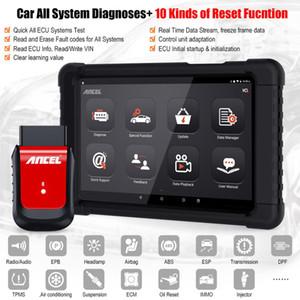 Ancel X6 OBD2 сканер Bluetooth Scan ABS Airbag Oil EPB DPF Reset OBD 2 автомобильный сканер считыватель кода автоматический диагностический инструмент автомобиля