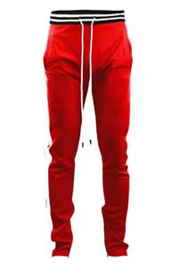 Mens Designer Jogger calças dos homens 20ss Casual Masculino Sports Calças Pantalones homens roupas de primavera