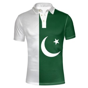 PAKISTAN youth diy free custom name number shirt nation flag islam arabic islamic pk pakistani arab print photo clothing