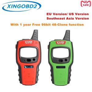 Xhorse ЕС / США / Юго-Восточная Азия Версия VVDI Mini Key Tool Удаленный ключ Программист Поддержка IOS и Android
