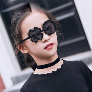 Personalità creativa Kids Sunblock Fashion XO Irregolare Occhiali da sole per PC unisex UV400 Occhiali da sole per bambini Accessori