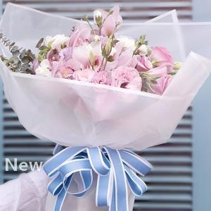 20pcs lot Frosted Bouquet Wrapping Paper Wedding Holiday Floral Gift festival Decoration Packaging Diy handmade Material 10styles FFA1455