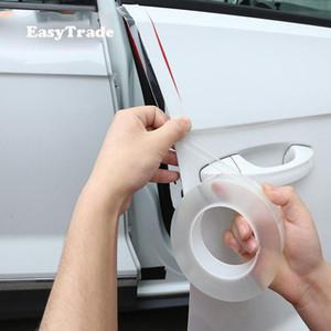 Araba Body Guard Tampon Kauçuk Eşiği Koruyucu Sticker için W205 S205 W213 X253 C253 Araç Aksesuarları