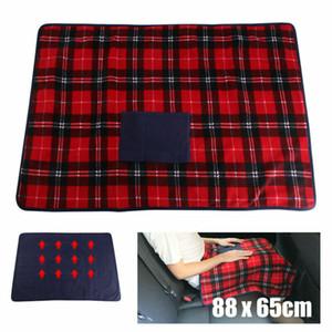 5V USB Auto-Büro-Fleece Cozy elektrisch beheizt Warme Decke Winter-Heater-Abdeckung
