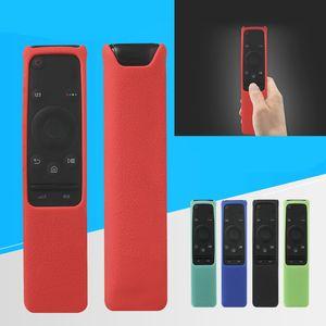 Водонепроницаемый Силиконовый пульт дистанционного управления защитный красочный чехол Чехол для Samsung Smart TV Voice Version Remote Control Set
