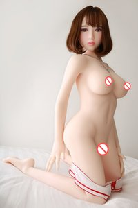 Sex Doll Real Silicone Love Dolls Realista Pechos Vagina Anal Metal Skeleton Muñeca sexual no inflable