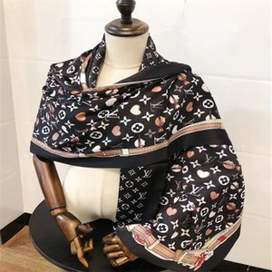 Luxury scarf brand design scarf long high quality cashmere scarf size 180*68cm
