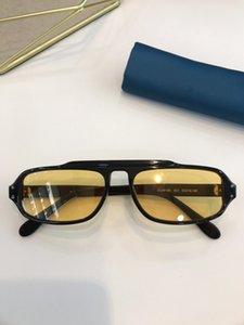 أعلى نوعية جديدة 0615 رجل رجل نظارات شمس نظارات الشمس النساء النظارات الشمسية الاسلوب المناسب يحمي عيون Gafas دي سول هلالية دي سولي مع مربع