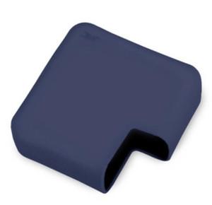 Черный / синий Силиконовый зарядное устройство Protector Case аксессуары для ноутбуков для MacBook Air Pro Retina 11 12 13 15 Case для Mac Обложка книги Коке