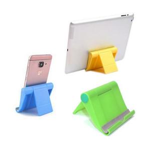 Universal Mobile Phone Portable Ajuster Angle Support de Stand Support de Bureau Flexible Support Support Support Pour iphone X XS MAX 8 7 6 Tablet ipad