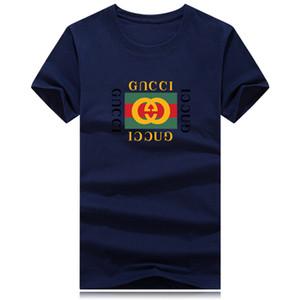 2019 summer harajuku Letter T-shirt de diseño para hombres y para mujeres Camisetas geniales más grandes para hombre s-5xl sport de manga corta camisetas sueltas