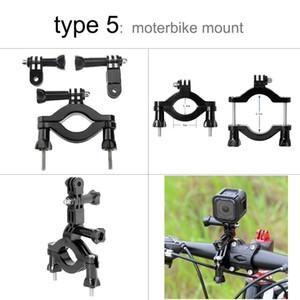 Optional Bike Motorbike Mount for Hero 5 Accessories for Xiaomi Yi Suction Cup Car Mount for Sjcam Sj4000 Eken H9 H9R