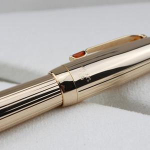 Diamante Grosso Pens Avançada Handmade Rollerball canetas Escola Suprimentos Pen PIX Blance material de cristal Pens