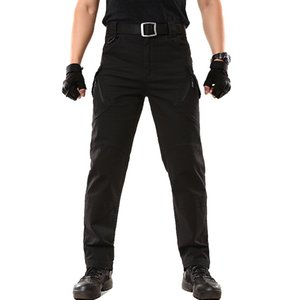 Cross Border Outdoor Archons Tactical Pants Elasticity Fabric IX9 City Secret Service Trousers Army Fans IX7 Multi-pocket Bib Ov