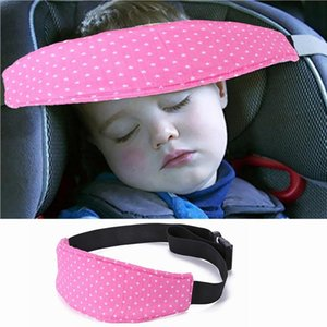Cute Safety Baby Kids Car Seat Sleep Nap Head Band Support Holder Belt