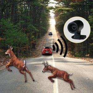 Новое 6PCS животных оповещения Свисток ультразвуковой автомобилей оповещения Олень животных Предупреждение Свист Звук Безопасность Сигнализация для автомобиля SUV мотоцикла